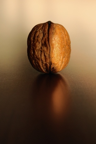 The dark side of the... walnut