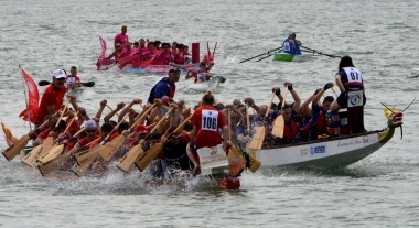 Dragonboat. . . ., di fago