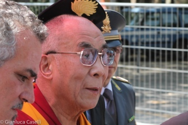 Dalai Lama for Earthquake in Emilia