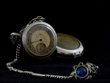 my pocket watch collection 6