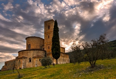 s.antimo val d'orcia